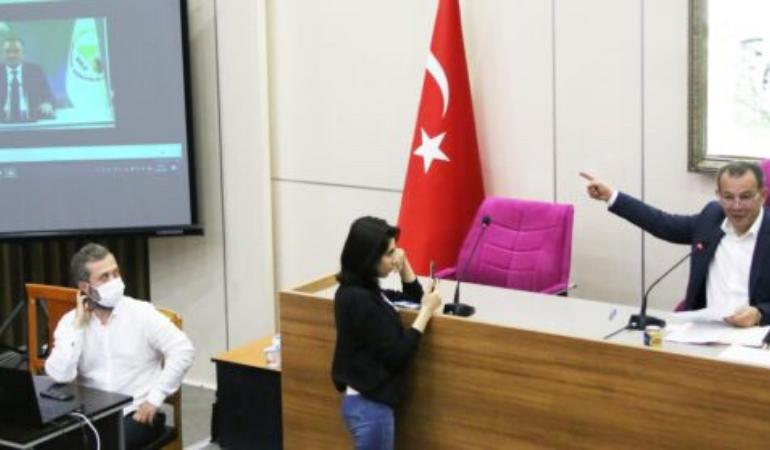 Başkan Özcan'dan altyapı sorunlarına 'videolu' yanıt