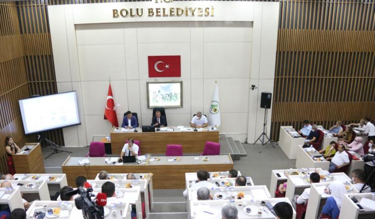 Bolu Belediye Meclisi'nden ABD'ye kınama