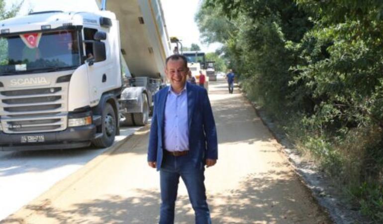 Bolu Belediyesi kaliteli yollar için PMT uygulamasına geçti