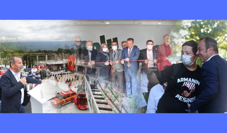 Bolu Belediyesi yatırımları ile yaza damga vurdu