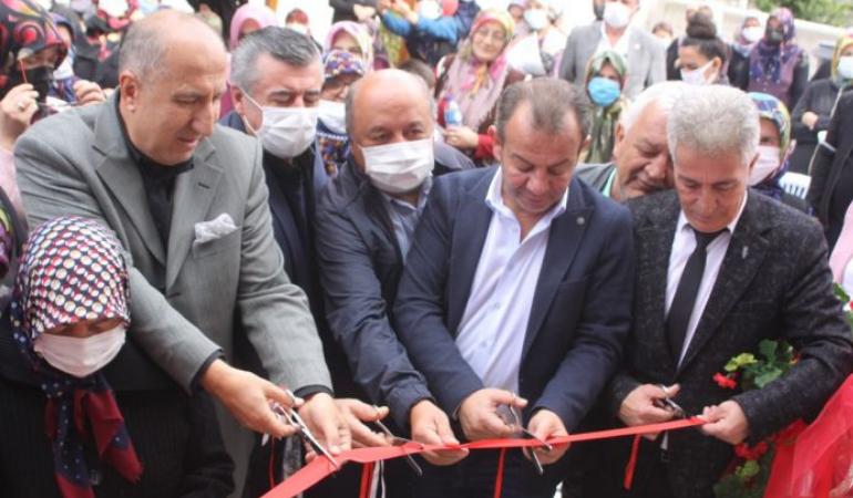 Ovadüzü Mahallesi Sosyal Tesisi açıldı