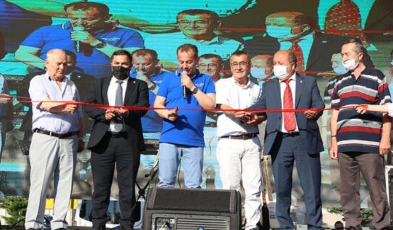Rekor sayıdaki 25 yeni park toplu açılış töreniyle hizmete girdi