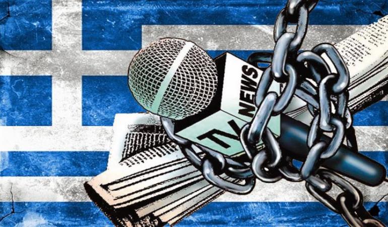"""Yunanistan'da """"yanlış haber cezası"""" tartışmaları!"""